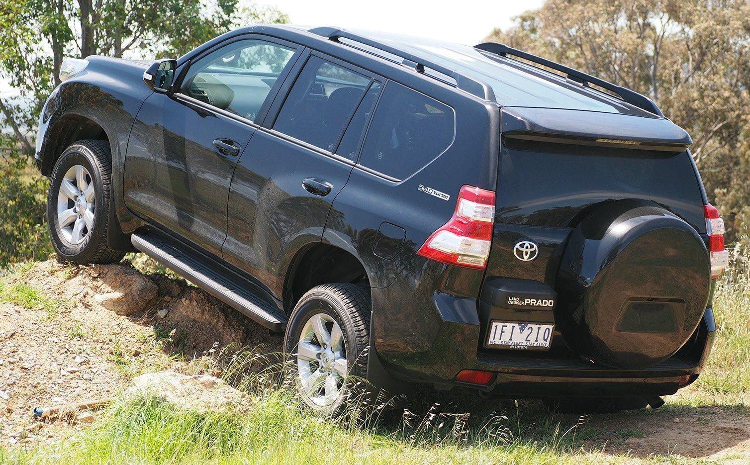 auto review  2016 toyota prado gxl