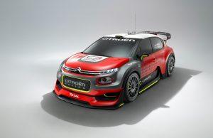 2017 Citroen WRC C3 Concept
