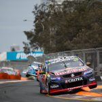 Leading the field... at the 2016 Gold Coast 600