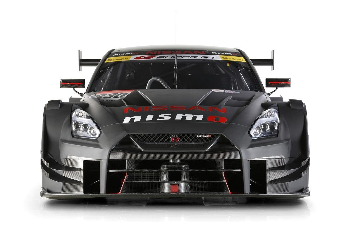 Nissan lifts the lid on its new look GT500 Super GT racer
