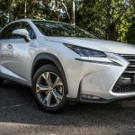 2017 Lexus NX200t Sports Luxury