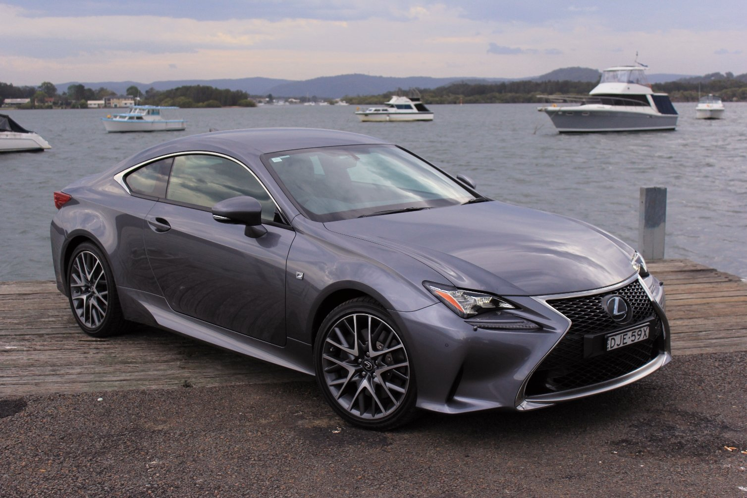 Auto Review 2017 Lexus Rc 200t F Sport