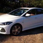 2017 Hyundai Elantra SR Turbo (manual)