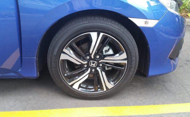 2017 Honda Civic RS