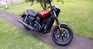 2017 Harley-Davidson Street 500