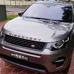 2017 Land Rover Discovery Sport HSE (TD4150)