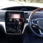 2017 Toyota Tarago Ultima V6
