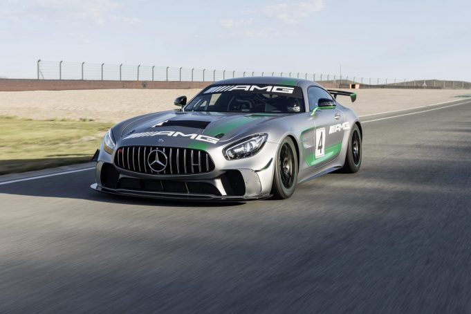 2018 Mercedes-AMG GT4