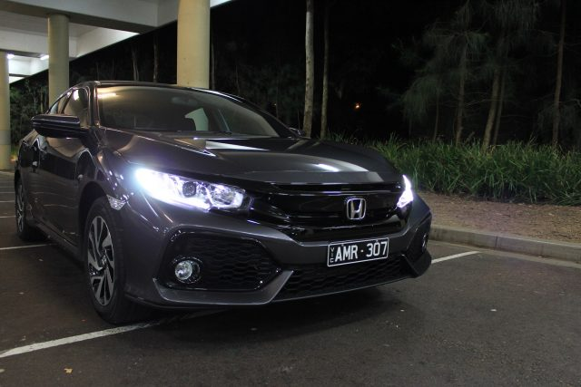 2017 Honda Civic VTi-S