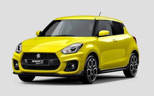 2018 Suzuki Swift Sport