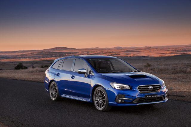 2018 Subaru Levorg STi