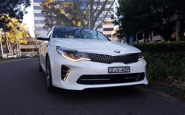 2017 Kia Optima GT