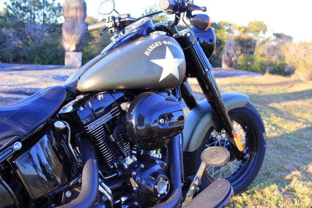 2017 Harley-Davidson Softail Slim S