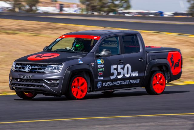 World's fastest Amarok