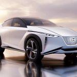 Nissan IMx concept vehicle