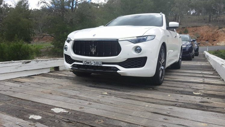 2018 Maserati Levante S GranSport