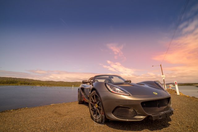 2017 Lotus Elise Sprint 220 (MY17.5)