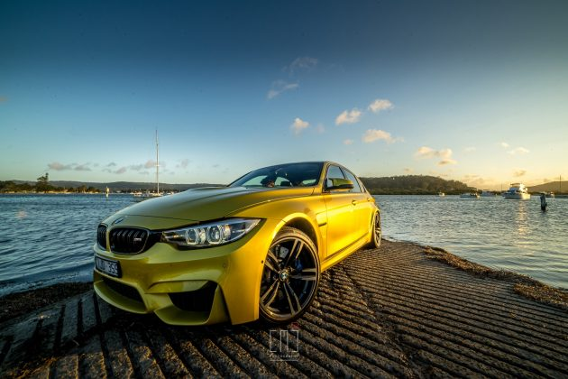 2018 BMW M3 - Pure Edition