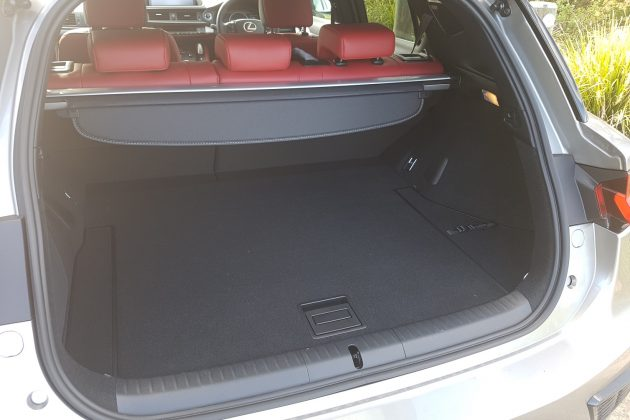 2018 Lexus CT 200h F Sport