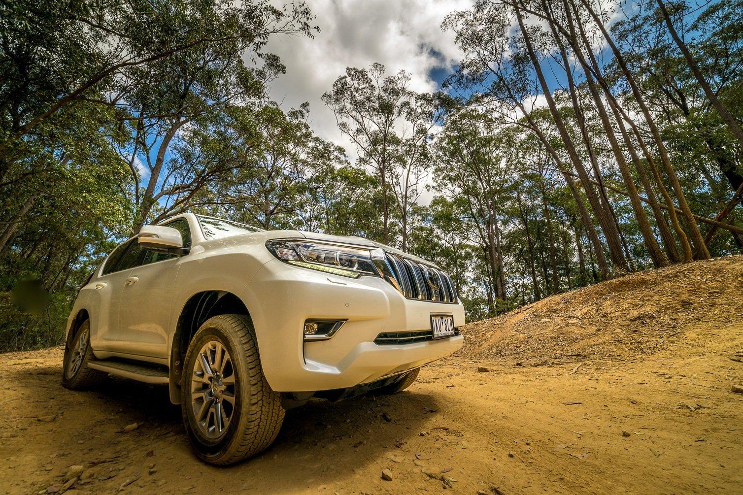 Auto Review: 2018 Toyota LandCruiser Prado Kakadu