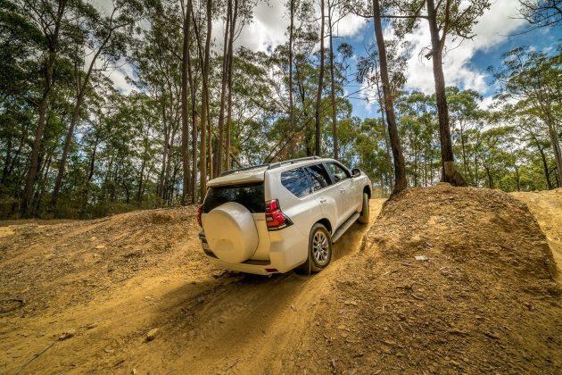 2018 Toyota LandCruiser Prado Kakadu