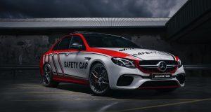 Mercedes-AMG E63 S Safety Car
