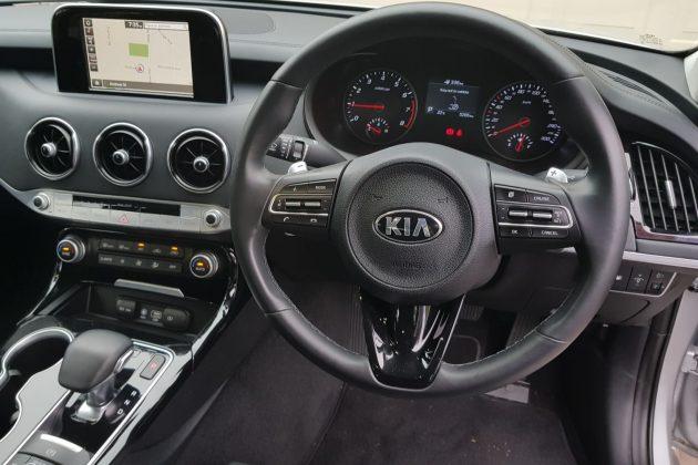 2018 Kia Stinger 200 S
