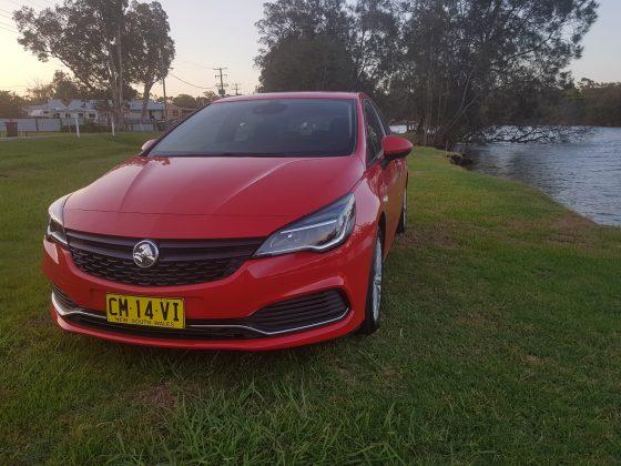2018 Holden Astra R+ hatch