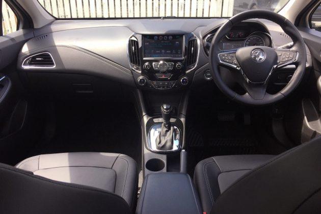 2018 Holden Astra LTZ