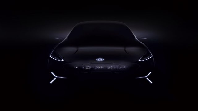 Kia concept set for Consumer Electronics Show