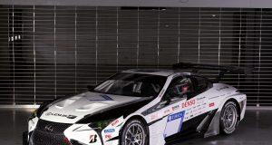 Lexus enters LC in Nurburgring 24-hour