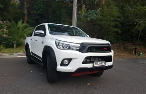 2018 Toyota Hilux TRD