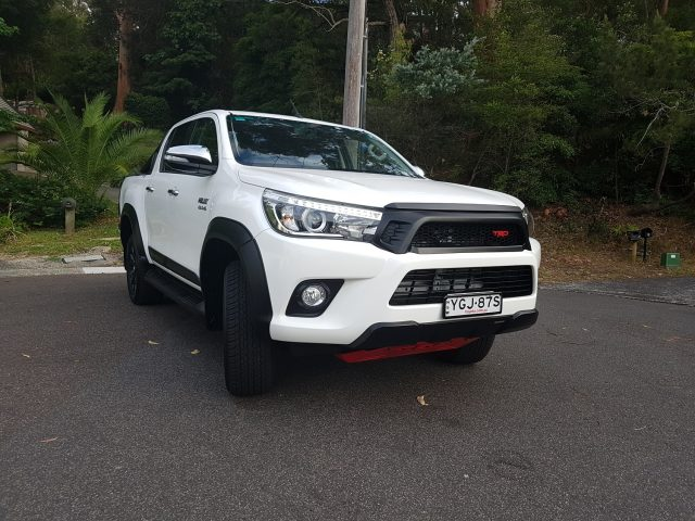 2018 Toyota Hilux TRD