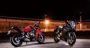 2018 Honda CBR 650F