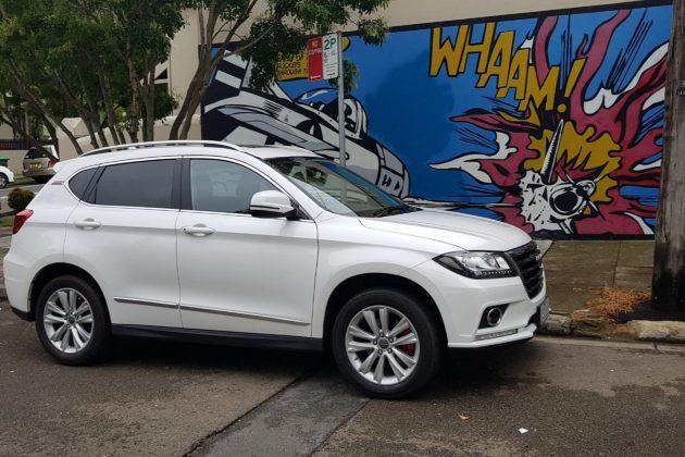 2018 Haval H2 Premium 2WD