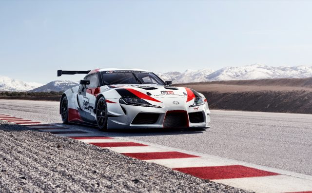 Toyota uses GR Concept to revive Supra name