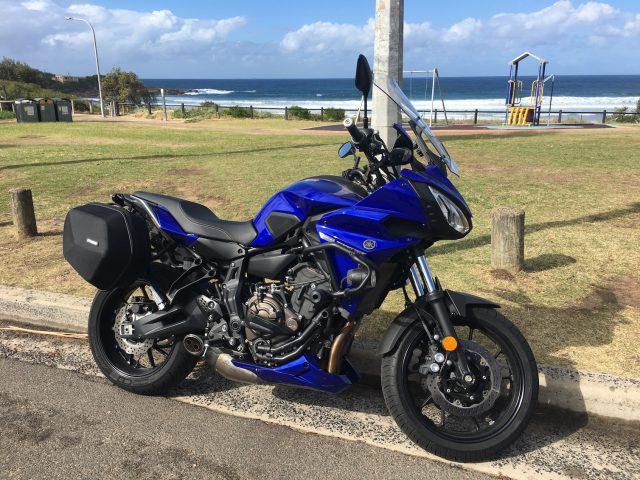 2018 Yamaha Tracer 700