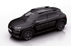 2018 Citroen Cactus Black Limited Edition