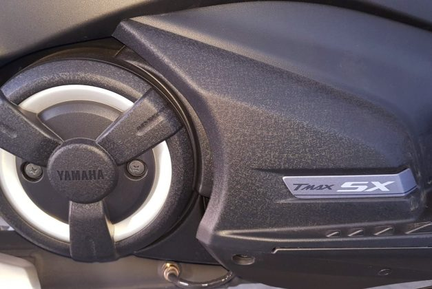 2018 Yamaha TMAX 530 SX