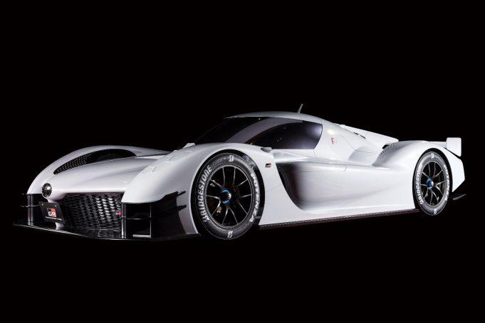 Toyota confirms hypercar production
