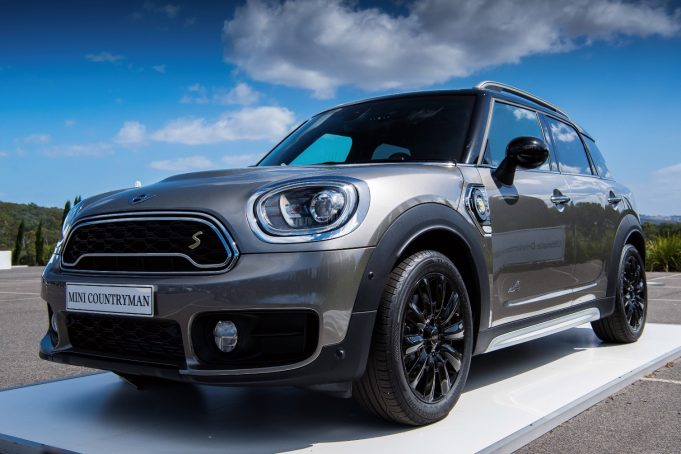 2019 MINI Countryman S E All4 Plugin-In Hybrid