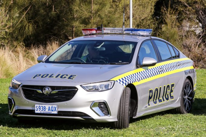 SA Police choose Holden