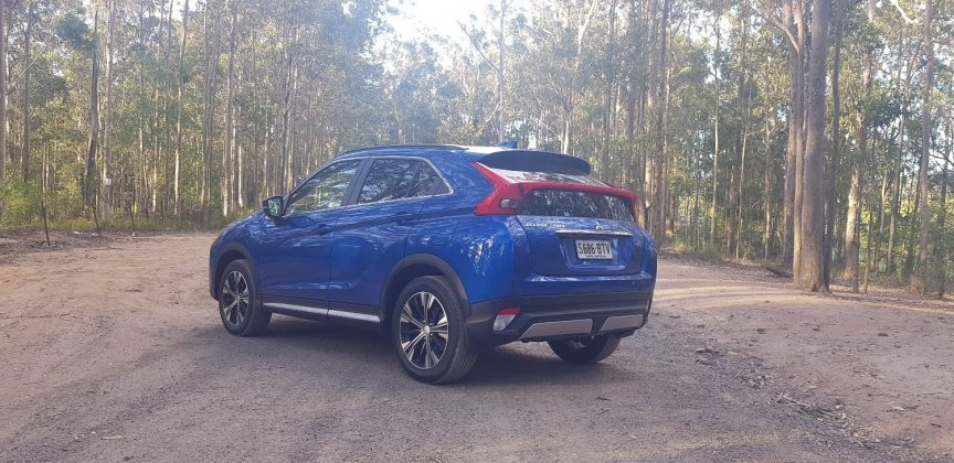 2018 Mitsubishi Eclipse Cross Exceed 2WD