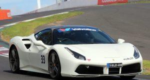 Race Revolution 2018 - Ferrari 488