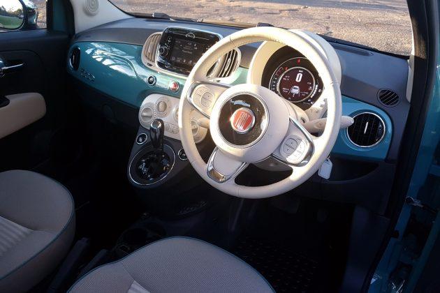 2018 Fiat 500 Anniversario