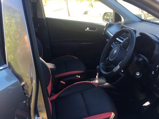 2018 Kia Picanto GT-Line