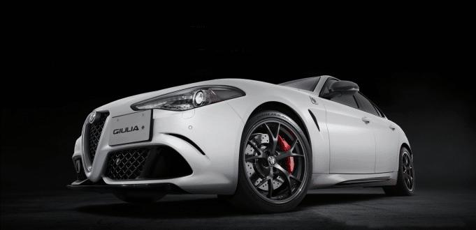 2018 Alfa Romeo Giulia Quadrifoglio Carbonio Edition