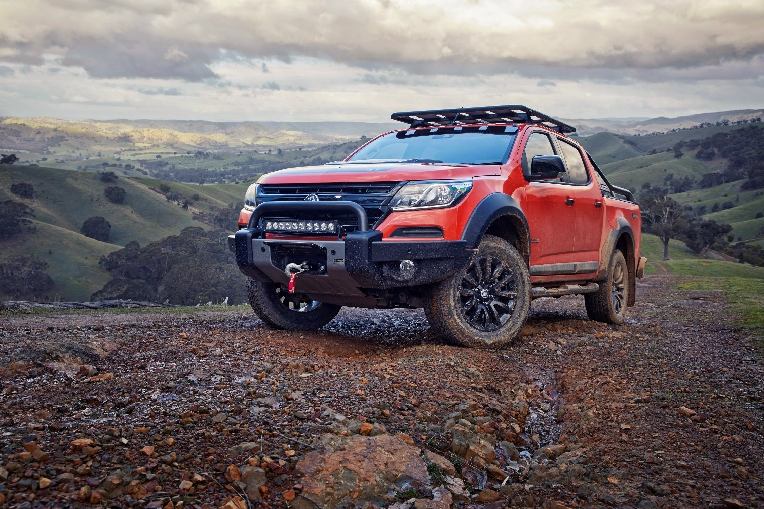 Holden Ups The Ante With Xtreme Colorado