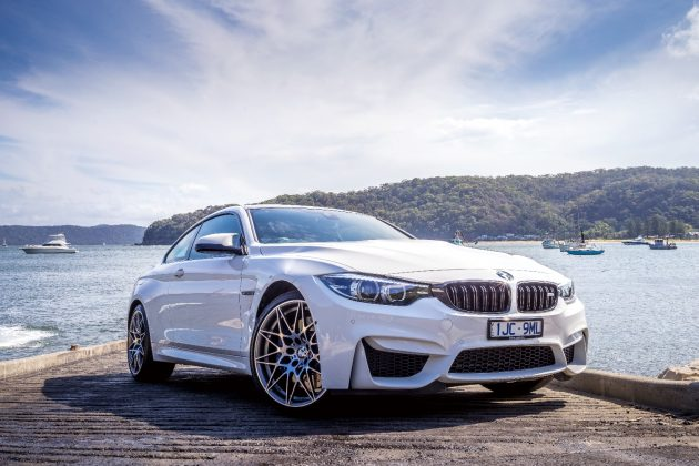 2018 BMW M4 Pure Edition