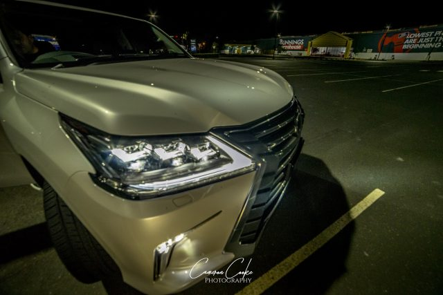 2018Lexus LX 570